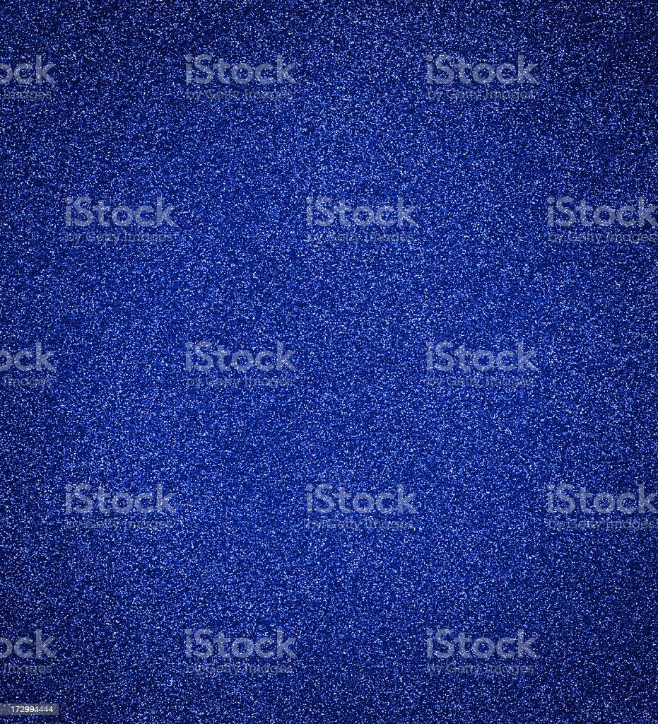deep blue glitter burst royalty-free stock photo