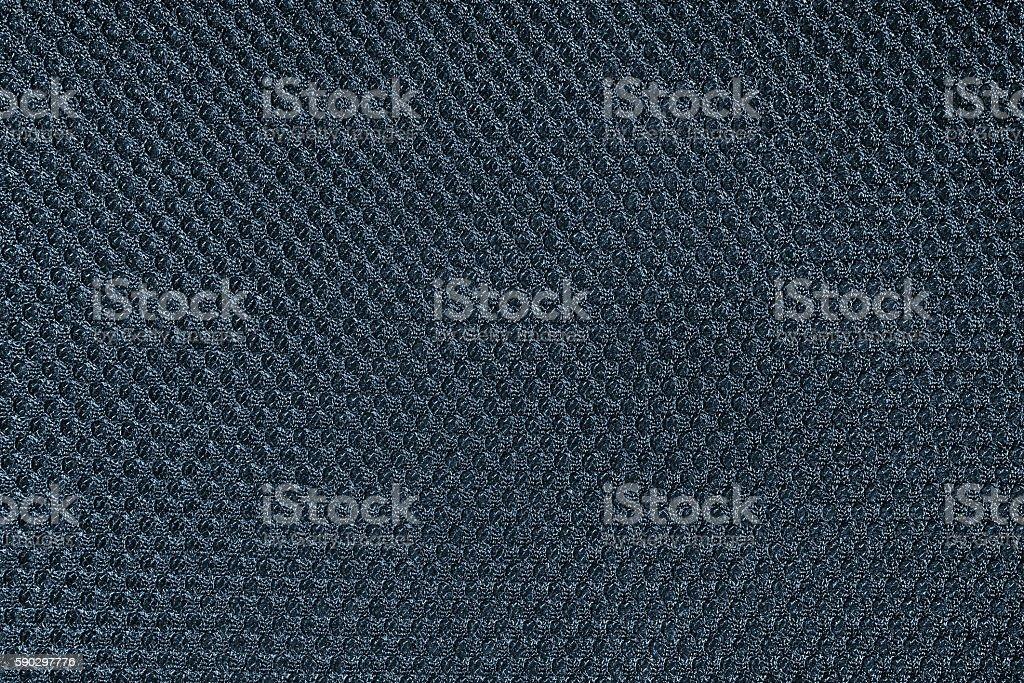 Deep blue Nylon texture pattern or nylon background. royaltyfri bildbanksbilder