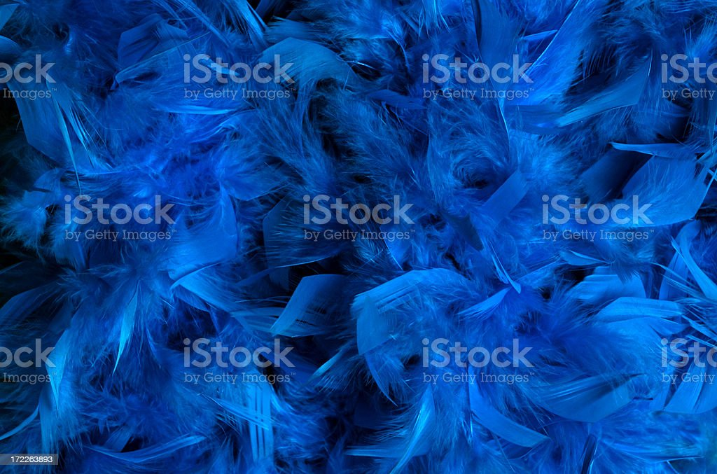 Deep Blue royalty-free stock photo