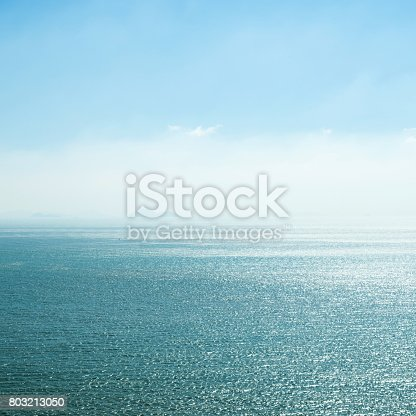 186849963istockphoto Deep blue sea and sky 803213050
