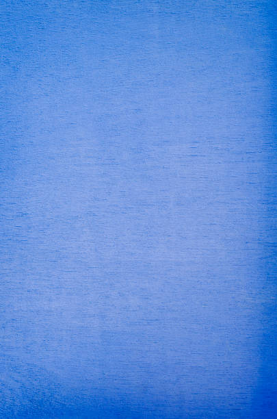Deep Blue Wooden Painted Background stock photo