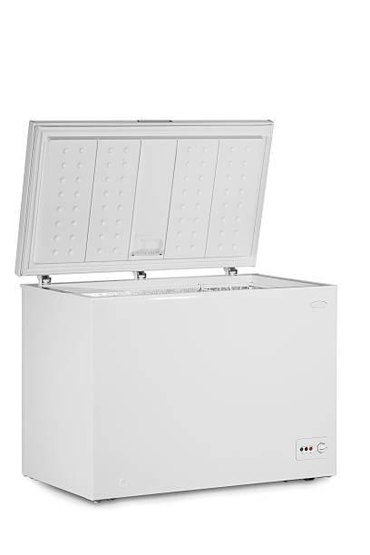 tiefe gefrierschrank - kühlraum stock-fotos und bilder