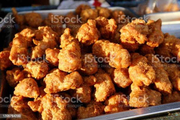 Deep fried chicken neck with breading sold at a street food stall picture id1205764200?b=1&k=6&m=1205764200&s=612x612&h=pdmuhqe pzw6yaxa hznmvpnpq44klnkbupzt4gxgta=