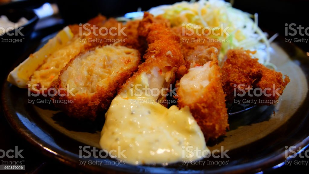 Deep Fried Pork Chop Stock Photo More Pictures Of 2017 Istock
