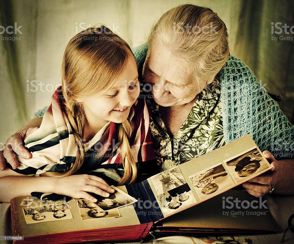 Profundidad en los recuerdos - foto de stock