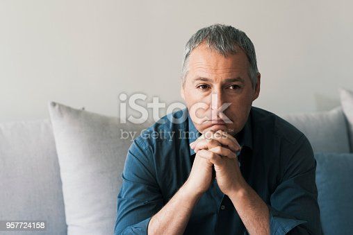 istock Deep in thought about business plans 957724158