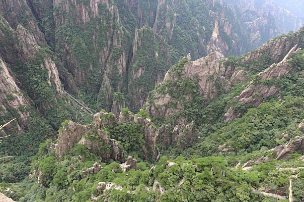 Tief im canyon – Foto