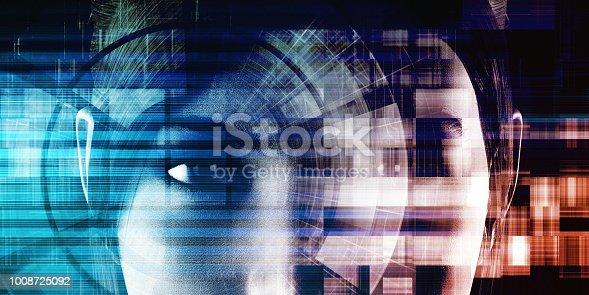 istock Deep Learning 1008725092