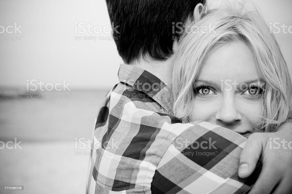 Deep Love stock photo