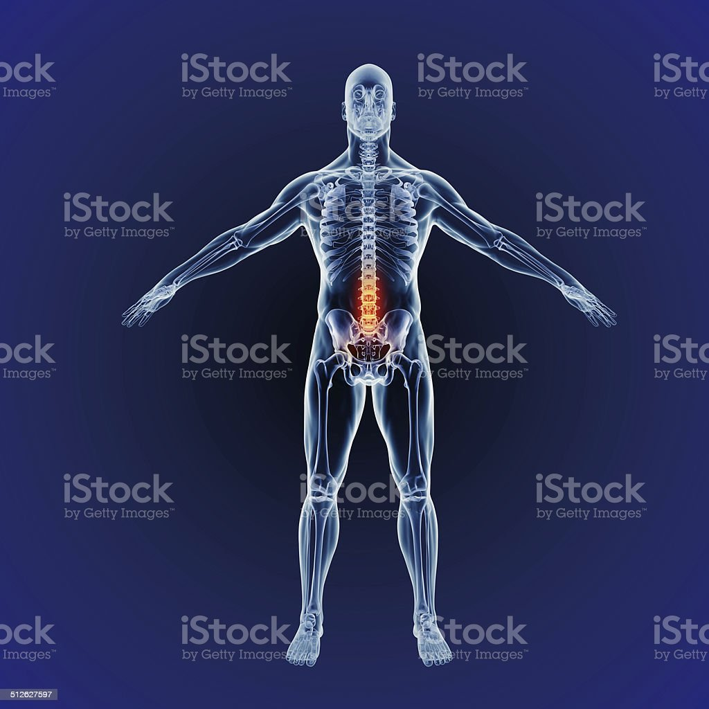 Deep Pain Inside The Human Body Stock Photo More Pictures Of