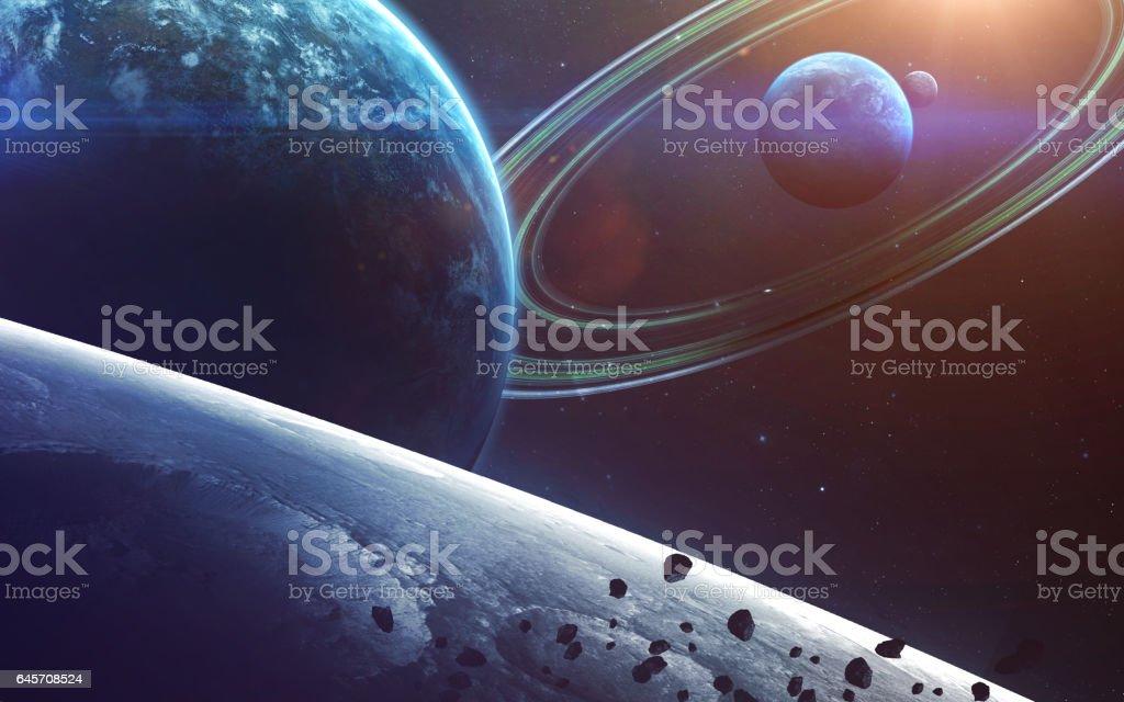 Photo Libre De Droit De Deep Space Art Awesome For Wallpaper