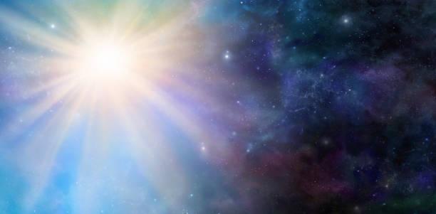 deep space big bang event - big bang foto e immagini stock