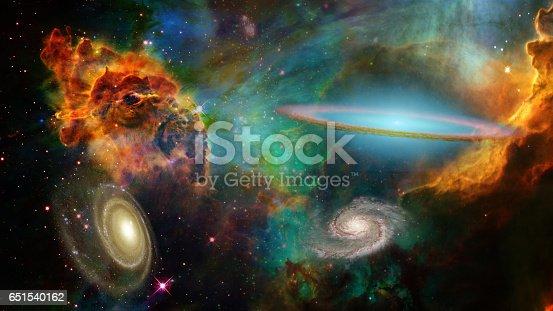 istock Deep Space 651540162
