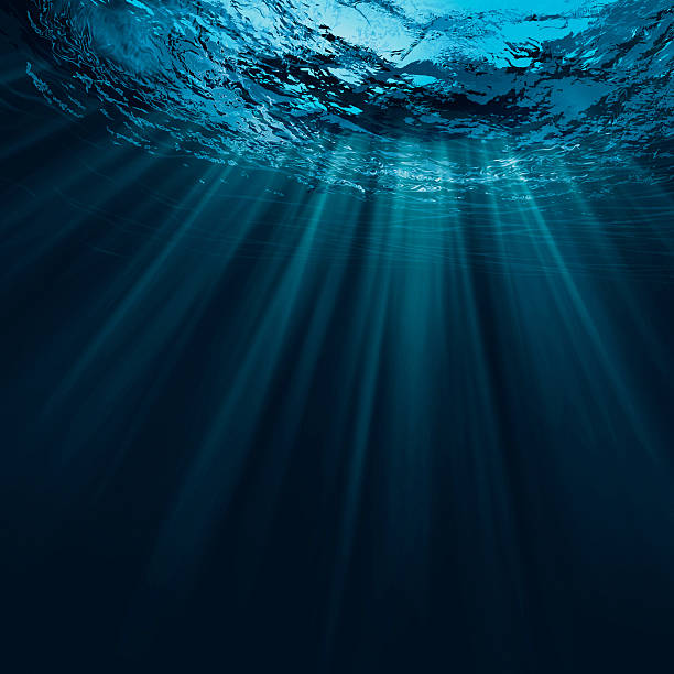 deep water, abstract natural backgrounds - deep stock pictures, royalty-free photos & images