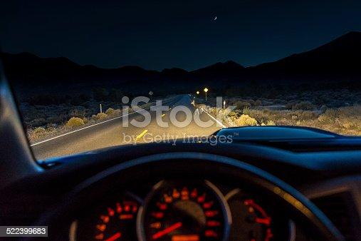 istock Deer in headlights 522399683