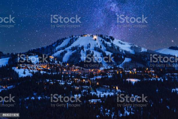 Photo of Deer Valley Park City at Dusk