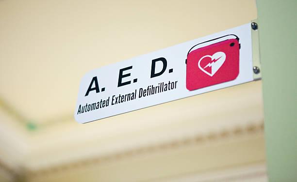 A.E.D. Defibrillator foto
