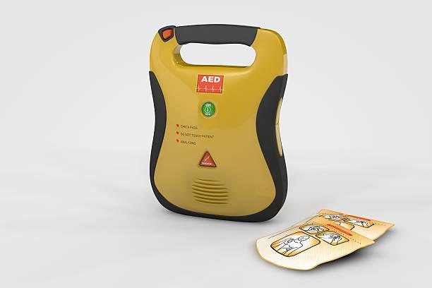 AED Defibrillator foto