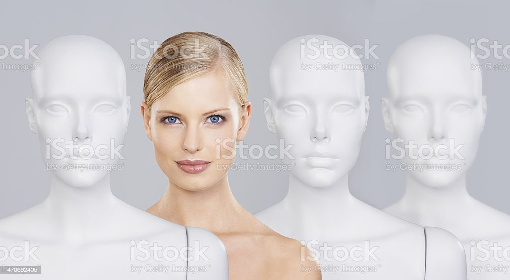 Define yourself stock photo