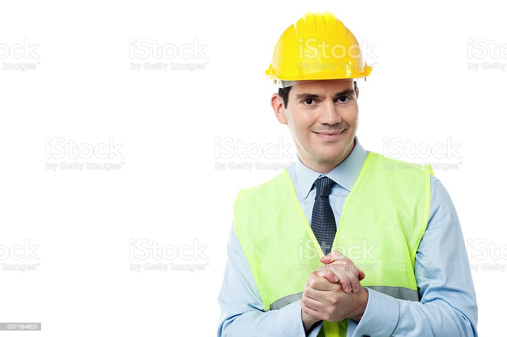 Definitely project completed on time. stock photo