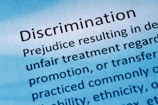 Definition: Discrimination