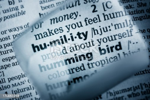Definition humility stock photo more pictures of close up istock solutioingenieria Gallery