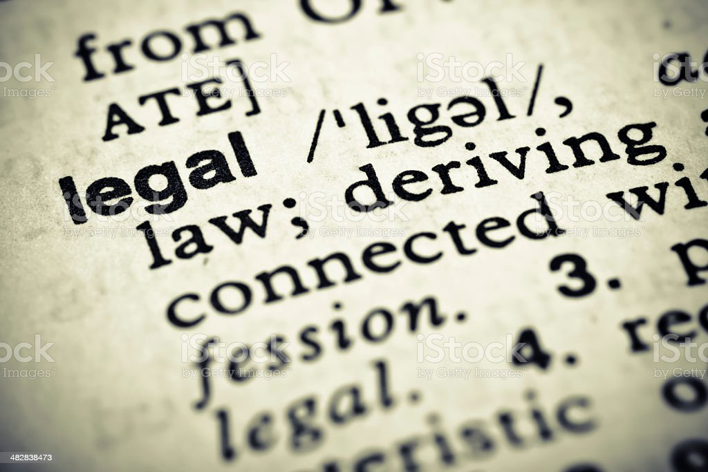 Definition: Legal royalty-free stock photo