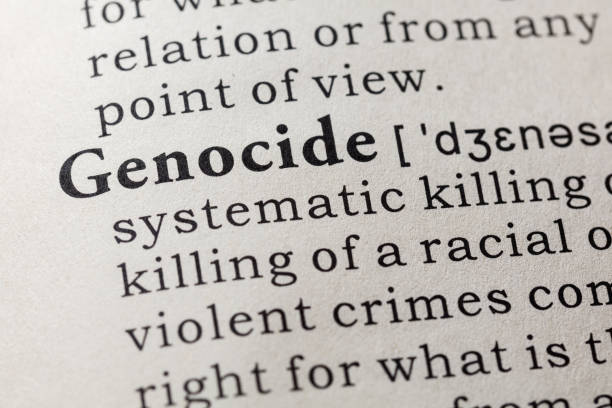 definition of genocide Fake Dictionary, Dictionary definition of the word genocide. including key descriptive words. genocide stock pictures, royalty-free photos & images