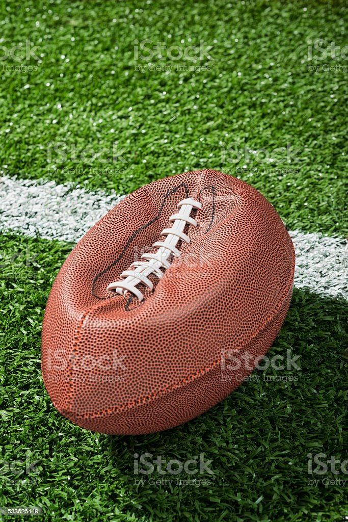 Deflated Football Controversy stock photo