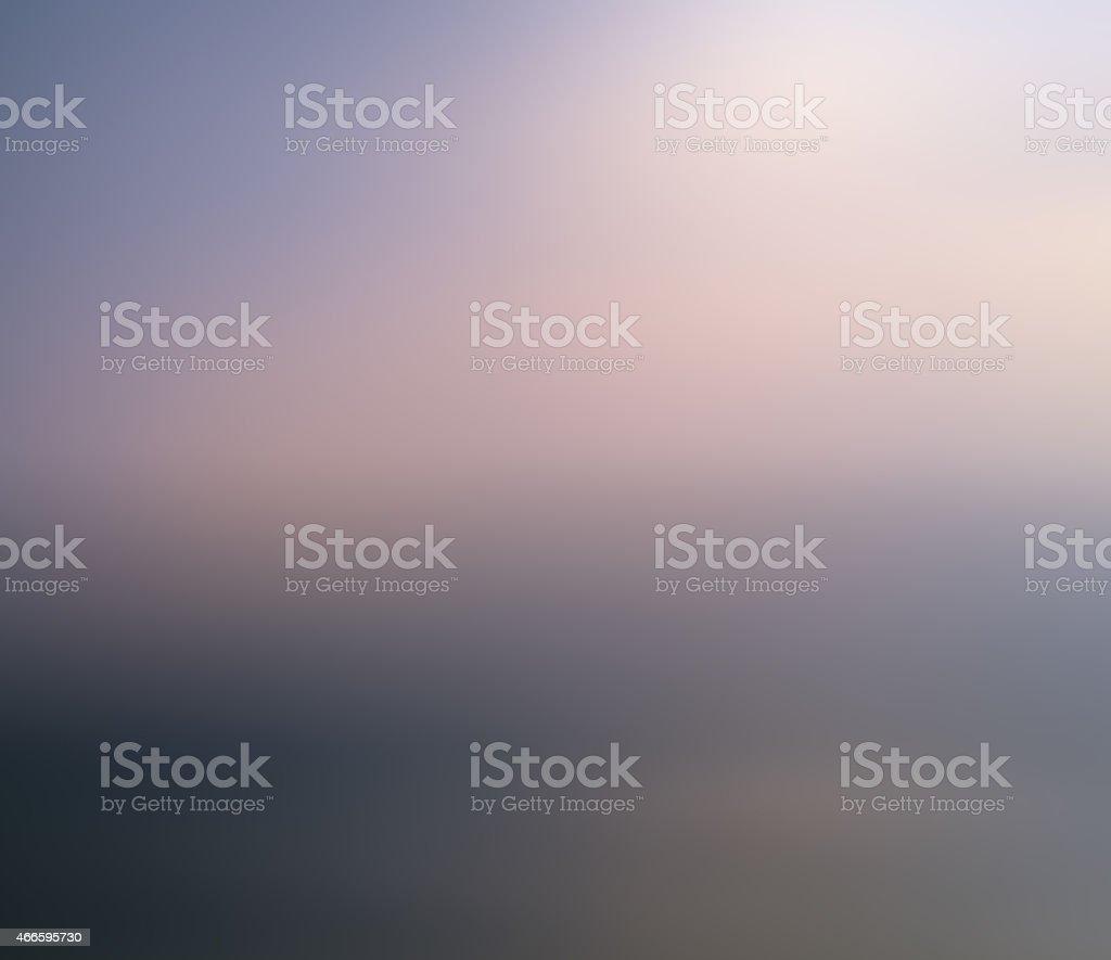 Defocus Horizon Abstract Color Stock Background Gloomy Sky stock photo
