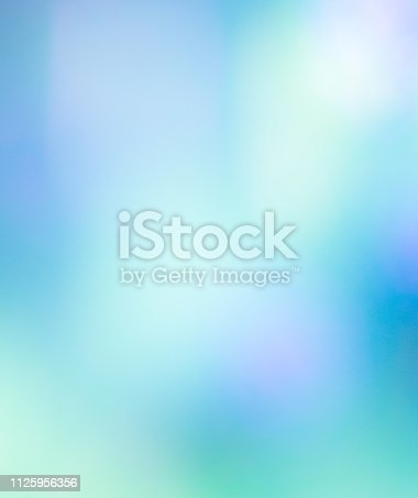 876037346 istock photo Defocused Abstract Background Blue Green 1125956356