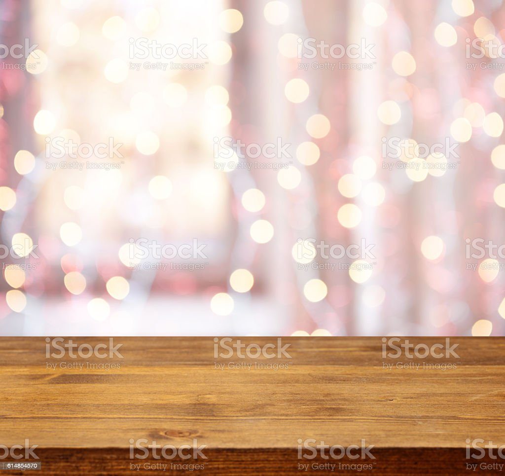 Defocused abstract background blur motion with bokeh light stock photo