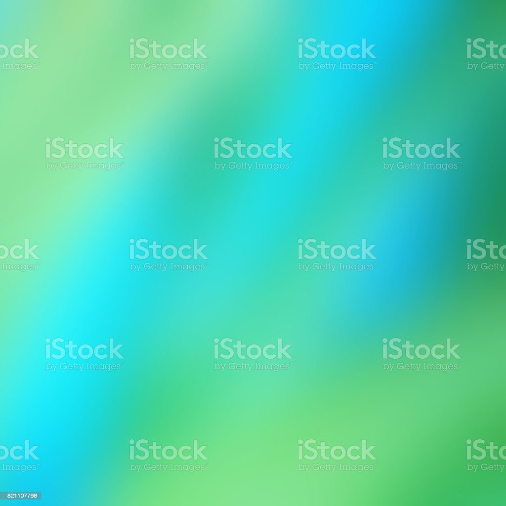 Defocused Abstract Background Green stock photo
