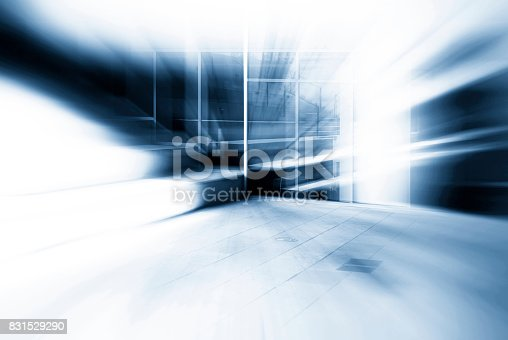 istock Defocused Architecture Blurred Motion Abstract Background 831529290