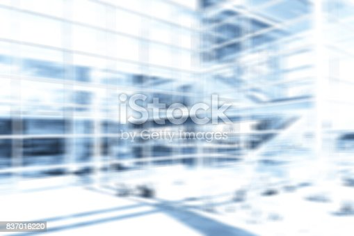 istock Defocused Architecture Blurred Motion Abstract Background 837016220