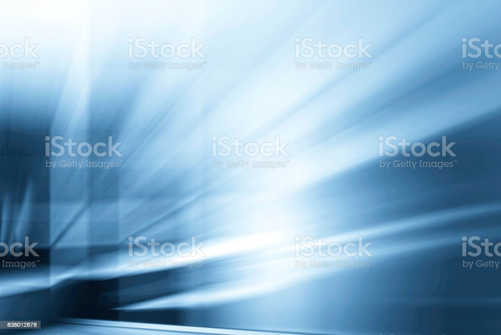 Defocused Architecture Blurred Motion Abstract Background stock photo