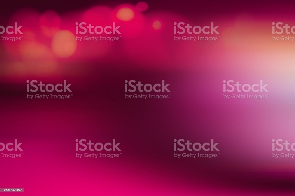 Defocused Blurred Abstract Background with Bokeh stock photo