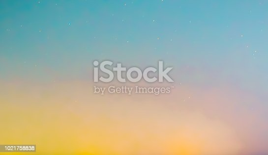 851414042 istock photo Defocused Blurred Motion Abstract Background Blue and Yellow 1021758838