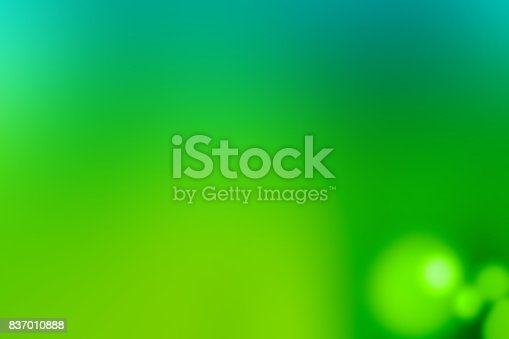 istock Defocused Blurred Motion Abstract Background Green 837010888