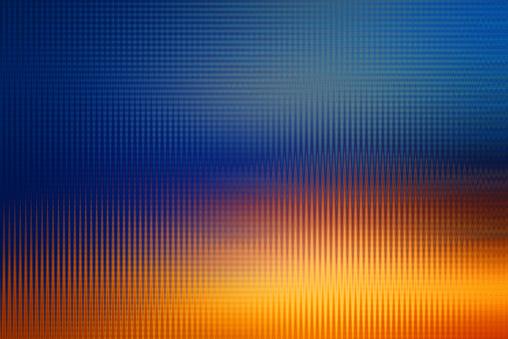 Modern background created from scratch through a multi-step design process