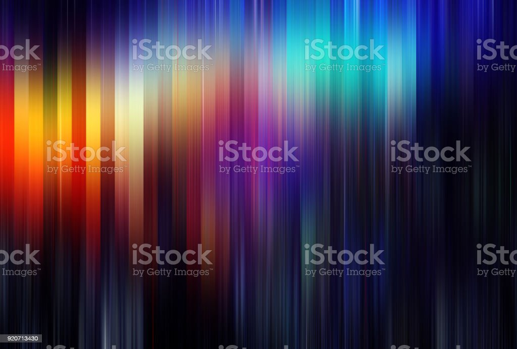 Defocused Blurred Motion Abstract Background stock photo