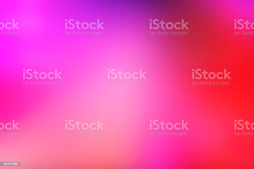 Defocused Blurred Motion Abstract Background Pink Red stock photo