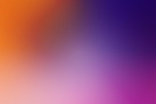 837011094 istock photo Defocused Blurred Motion Abstract Background Purple Orange 851413906