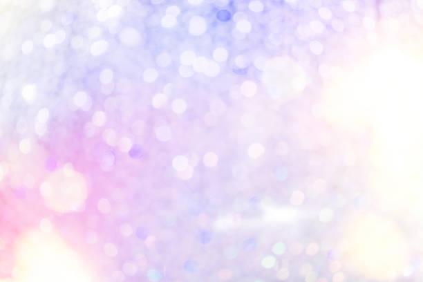 Defokussierten leuchtend bunte Kronleuchter Leuchten Hintergrund – Foto