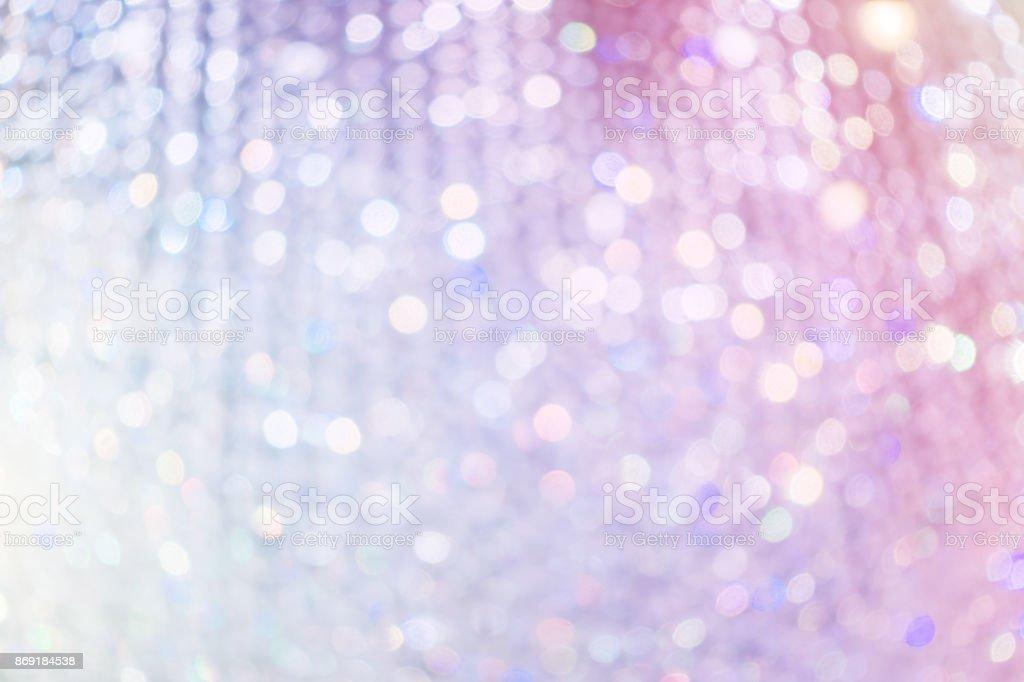Defocused Chandelier Lights Background