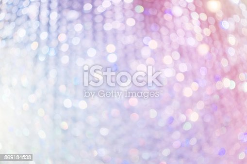 Defocused Chandelier Lights Background