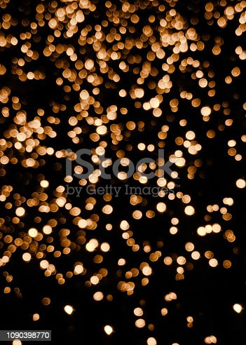 istock Defocused christmas colorful lights abstract background 1090398770