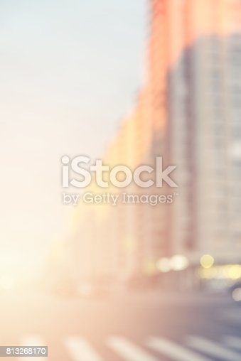 815778402 istock photo defocused city lights 813268170