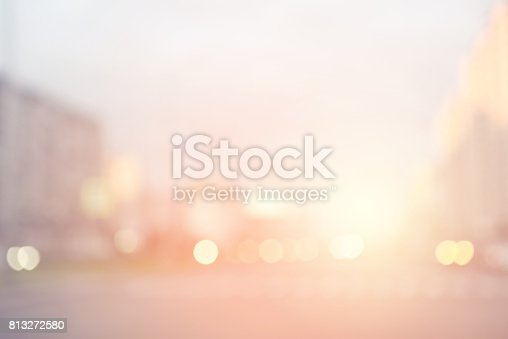 815778402 istock photo defocused city lights 813272580