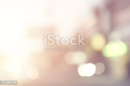 815778402 istock photo defocused city lights 813283798